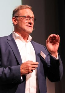 Motivation Keynote Speaker Gunther Wolf: High employee motivation is included in employee retention!