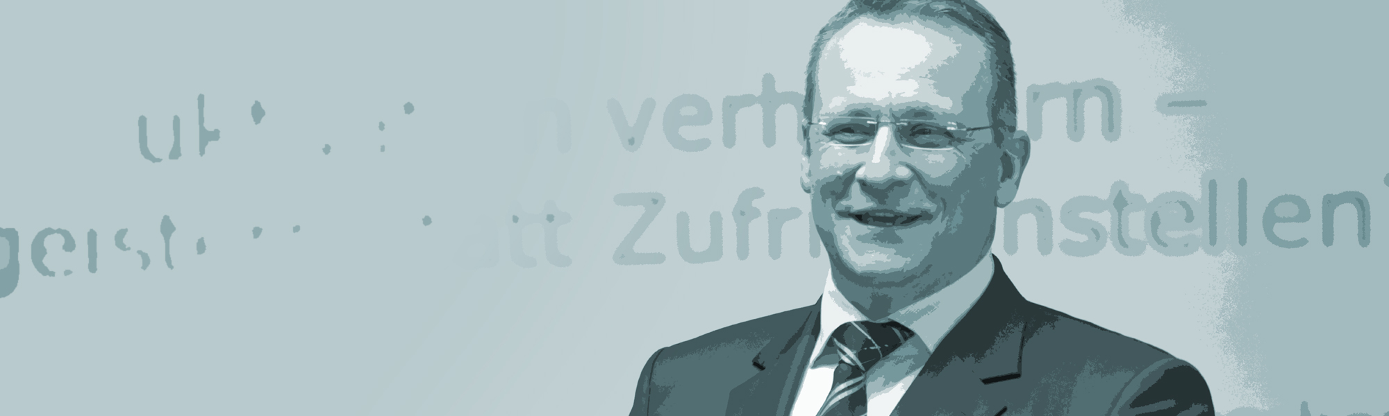 Management Consultant Gunther Wolf